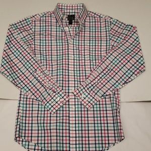 JOS. A BANK tailored fit long sleeve button up